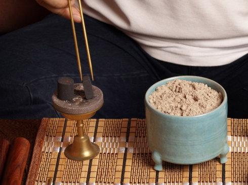 日本香道炭使用 图文分享